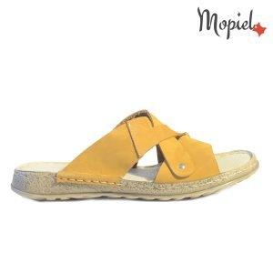 papuci barbati - Papuci barbati din piele naturala 16601cuoioCarol 300x300 - Papuci barbati din piele naturala 16601/cuoio/Carol