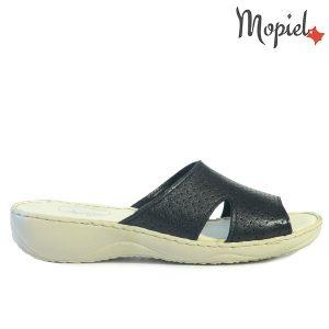 papuci dama - Papuci dama din piele naturala 2642 1 Negru Dita papuci incaltaminte dama incaltaminte mopiel papuci dama din piele 300x300 - Papuci dama din piele naturala 2642-1/Negru/Dita