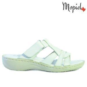 papuci dama din piele naturala - Papuci dama din piele naturala Bombo Bej Dita incaltaminte papuci incaltaminte mopiel papuci dama 300x300 - Papuci dama din piele naturala Bombo/Bej/Dita