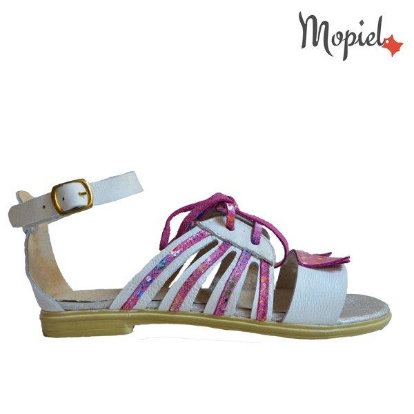 - sandale dama din piele naturala cu siret si cu catarama Mopiel 1 - LICHIDARI DE STOC