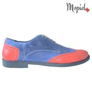 pantofi barbati - Pantofi barbati din piele naturala 13403Rosu AlbastruEzel 300x300 - Pantofi barbati din piele naturala 13403/Rosu-Albastru/Ezel