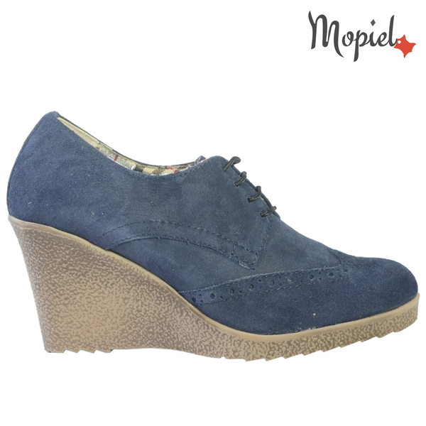 pantofi dama - Pantofi dama din piele naturala 24318 BluGabi - Pantofi dama din piele naturala 24417/SP-Maro/Creta