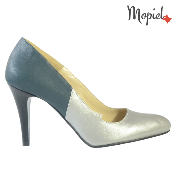 pantofi barbati - Pantofi dama din piele naturala 24418Piele Sidefat AlbCreta incaltaminte dama - Pantofi barbati din piele naturala 14205/Negru/Oslo