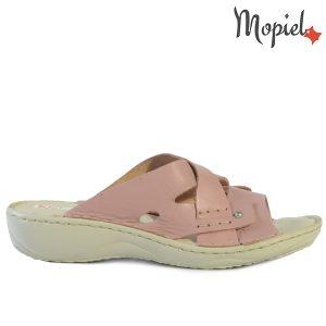 papuci dama - Papuci dama din piele naturala 2640 Roz Dita incaltaminte dama papuci dama incaltaminte mopiel papuci dama din piele 300x300 - Papuci dama din piele naturala 2640/Roz/Dita