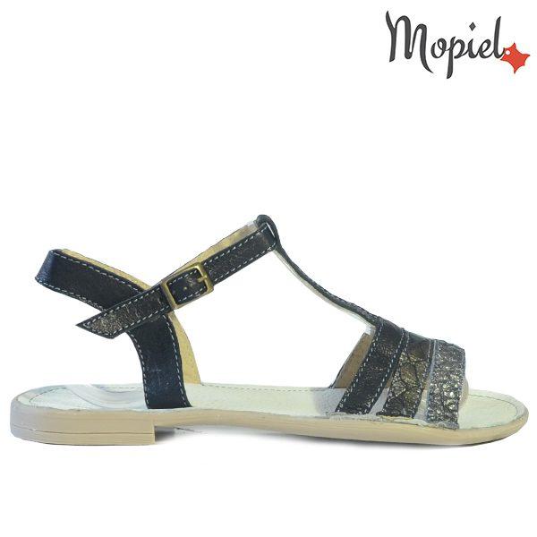 - Sandale dama din piele naturala 25803 Negru Silvia incaltaminte dama sandale dama incaltaminte mopiel sandale dama 600x600 - LICHIDARI DE STOC