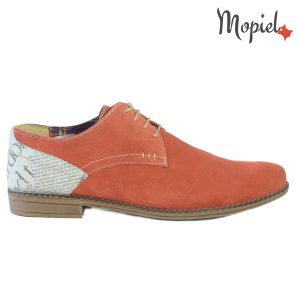 pantofi barbati - Pantofi barbati din piele naturala 13202Sp Rosu Ziar AlbEzel 300x300 - Pantofi barbati din piele naturala 13202/Sp-Rosu-Ziar-Alb/Ezel