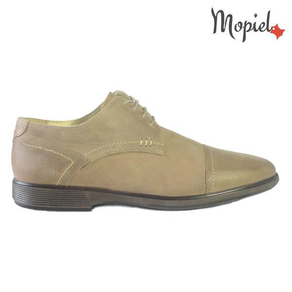 pantofi dama - Pantofi barbati din piele naturala 13203Maro CafeaEzel pantofi barbati - Pantofi dama, din piele naturala 24303/Maro/Lemon