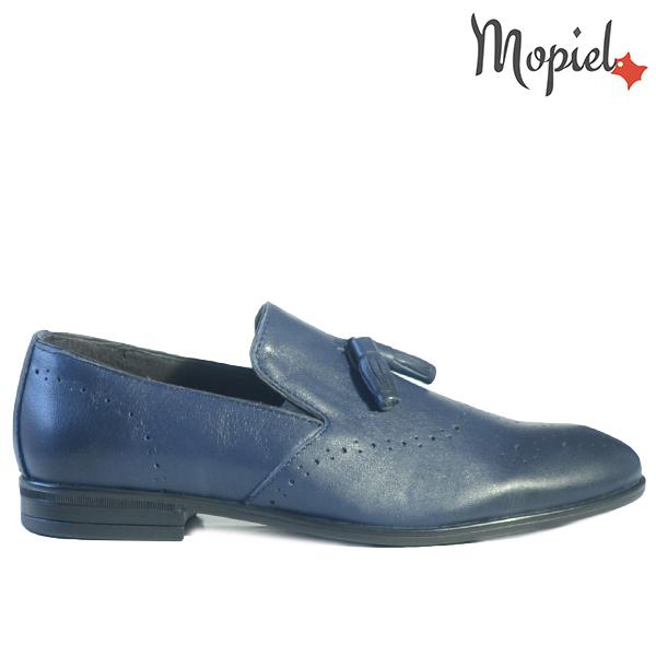 pantofi barbati - Pantofi barbati din piele naturala 148505 321 Blue Walker incaltaminte barbati pantofi barbati - Pantofi barbati, din piele naturala 148501/024/Blue/Brian