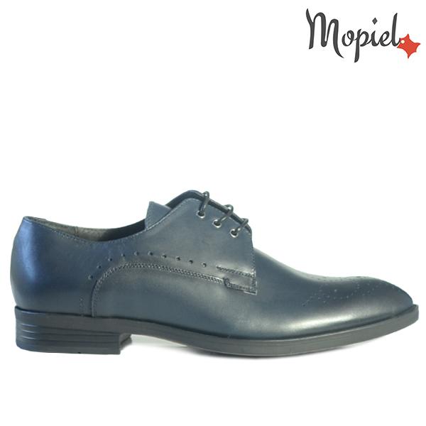 pantofi barbati - Pantofi barbati din piele naturala 148506 395 Blue Claus incaltaminte barbati pantofi barbati - Pantofi barbati, din piele naturala 148501/024/Blue/Brian