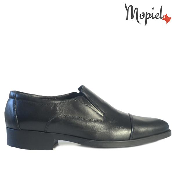 pantofi barbati - Pantofi barbati din piele naturala 148507 301 Negru Duane incaltaminte barbati pantofi barbati - Pantofi barbati, din piele naturala 110/Maro/Dany