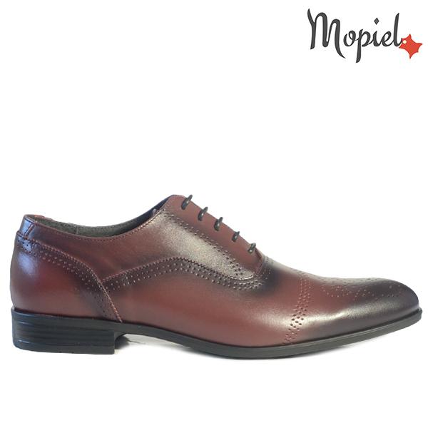 pantofi barbati - Pantofi barbati din piele naturala 148508 389 Visiniu Colin incaltaminte barbati pantofi barbati - Pantofi barbati, din piele naturala 148507/301/Negru/Duane