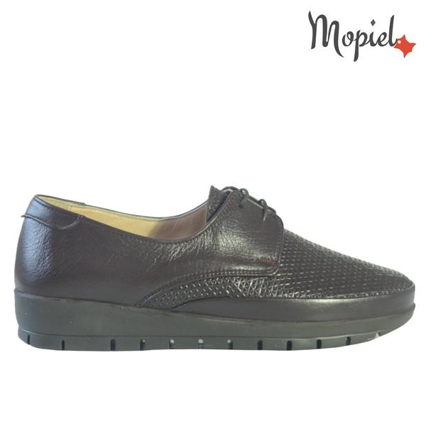pantofi barbati - Pantofi dama din piele naturala 238309301culoare maroAda - Pantofi barbati, din piele naturala 138305/1002/Maro/Akim