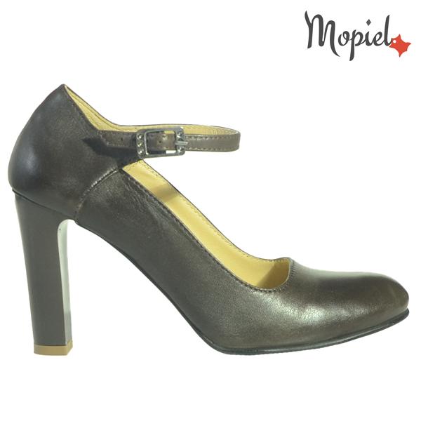 pantofi dama - Pantofi dama din piele naturala 24422MaroCorsica - Pantofi dama, din piele naturala 24422/Piele-Maro/Corsica