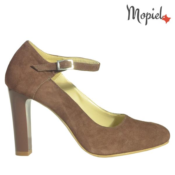 [object object] - Pantofi dama din piele naturala 24422Piele MaroCorsica - Pantofi dama, din piele naturala 24422/Maro/Corsica