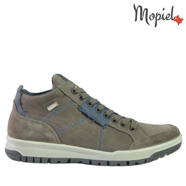 pantofi barbati - Adidas barbati 138806 11267344 Gri inchis Alonzo - Pantofi barbati 138804/11265016/Gri-Inchis/Eduard
