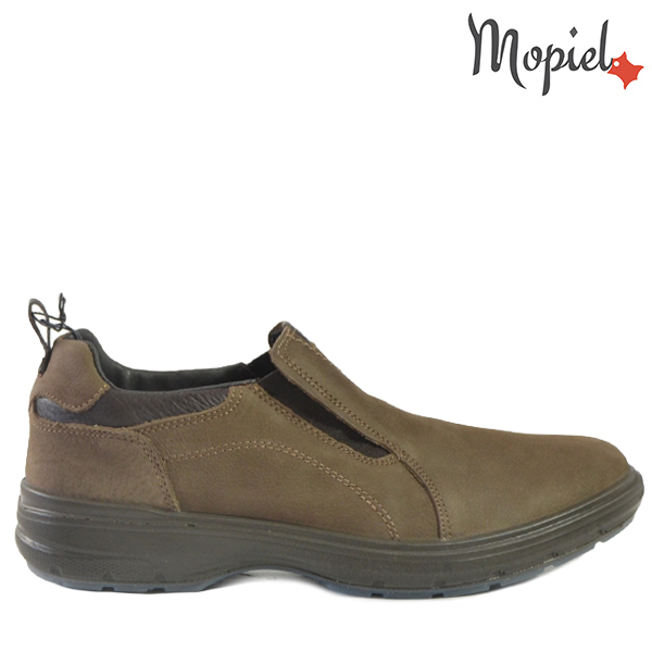[object object] - Pantofi barbati 138302 4223 Maro Costa - Ghete barbati din piele naturala 11011/Negru-Maro/Navigator