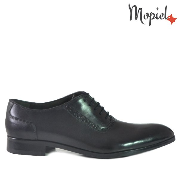 pantofi barbati - Pantofi barbati din piele 14502NegruLucas - Pantofi barbati, din piele 13701/Castaniu-Ape/Frank