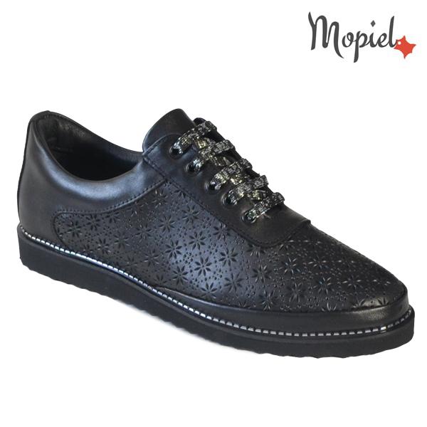 incaltaminte copii incaltaminte copii - Pantofi dama din piele naturala 232901 Negru Amalia incaltaminte mopiel - INCALTAMINTE COPII