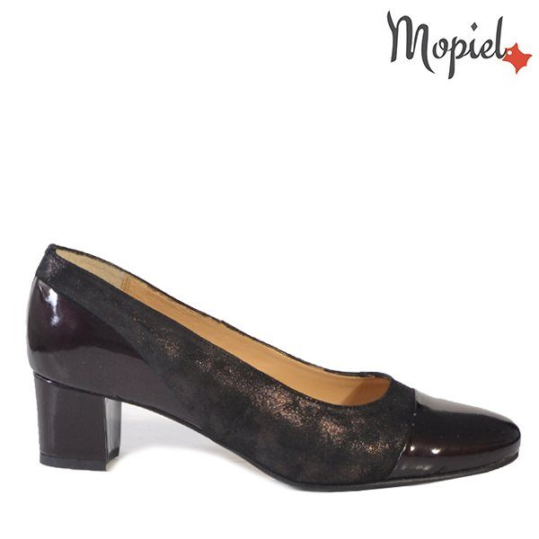 - Pantofi dama din piele naturala 242902 1404 Maro Berda 600x600 - Pantofi eleganti dama