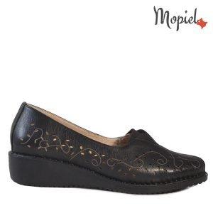- Pantofi dama din piele naturala 230301 Negru Atena 300x300 - COLECTIE NOUA PANTOFI DAMA