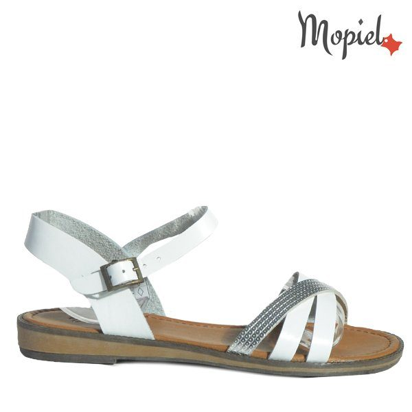 - Sandale dama din piele naturala 250308 Alb Elis incaltaminte dama 600x600 - LICHIDARI DE STOC