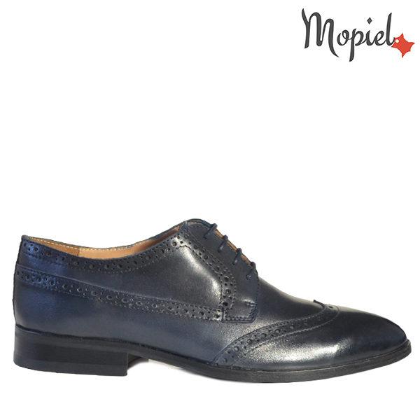 - Pantofi barbati din piele 13603 Negru Antracit Dirk 600x600 - Colectia Artizan
