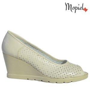 - Pantofi dama din piele naturala 232001 55672 Bej Liana 300x300 - Pantofi eleganti dama
