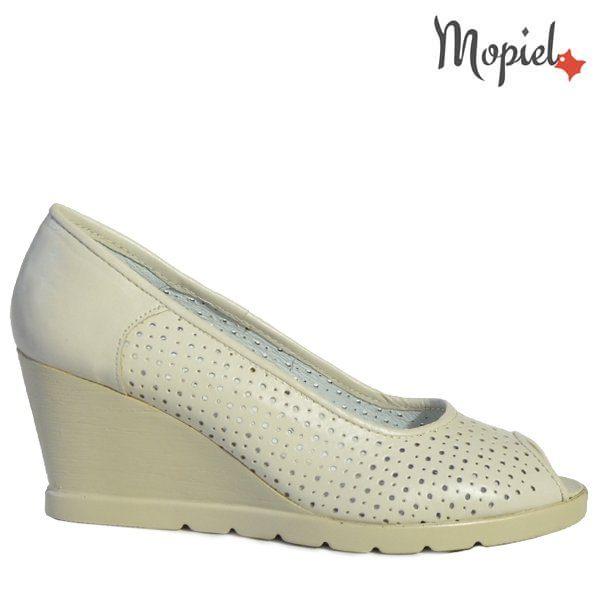 - Pantofi dama din piele naturala 232001 55672 Bej Liana 600x600 - Pantofi eleganti dama