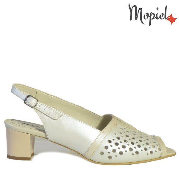 - Pantofi dama din piele naturala 241002 Bej Adele 600x600 - Pantofi eleganti dama