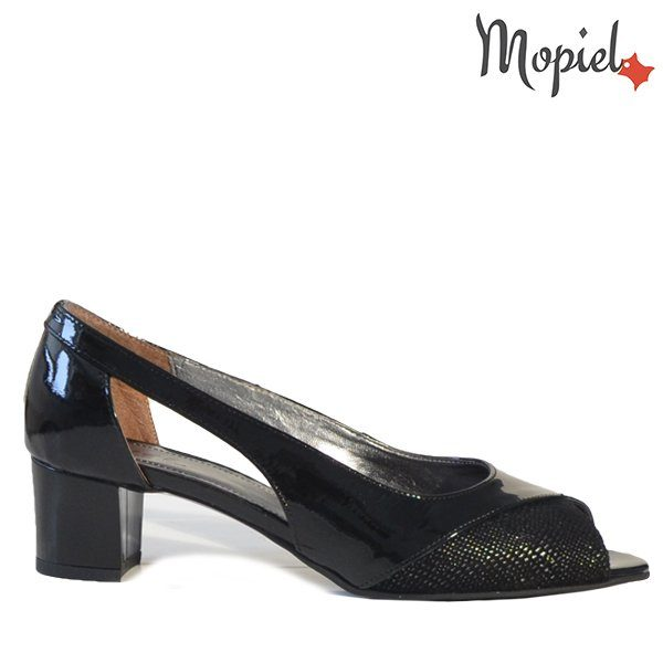 - Pantofi dama din piele naturala 241003 Negru Afina 600x600 - Pantofi eleganti dama