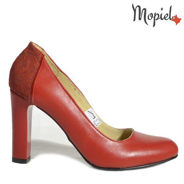- Pantofi dama din piele naturala 24708 Rosu Corsica 600x600 - Pantofi eleganti dama