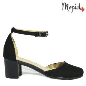 - Sandale dama din piele naturala 24801NegruAmbra 300x300 - Pantofi eleganti dama