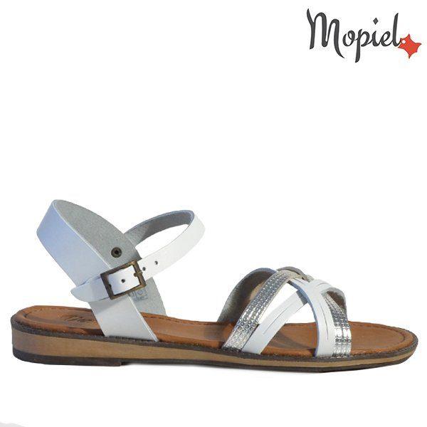 - Sandale dama din piele naturala 258310alb argintiuElis 600x600 - Incaltamintea cu talpa confort