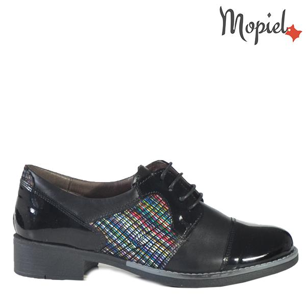 - Pantofi dama din piele naturala 23140815637NegruIlona - COLECTIE NOUA PANTOFI DAMA