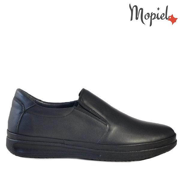 - Pantofi barbati din piele naturala 130312NegruRiccardo 600x600 - Mersul pe jos devine o placere