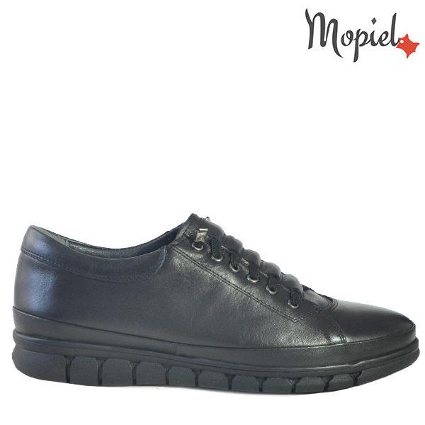 - Pantofi barbati din piele naturala 130314NegruMatias 600x600 - Mersul pe jos devine o placere