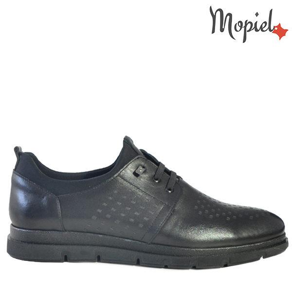 - Pantofi barbati din piele naturala 130316NegruMarko 600x600 - Mersul pe jos devine o placere