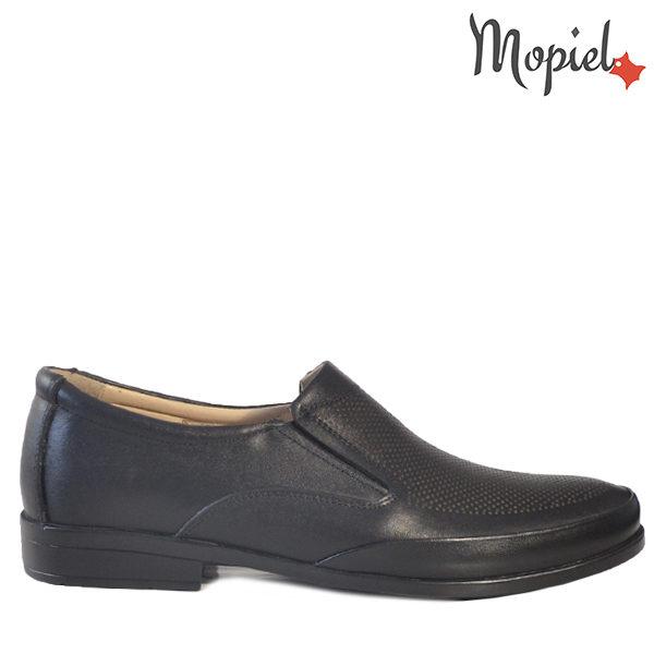 - Pantofi barbati din piele naturala 140310NegruFranko 600x600 - Colectie noua