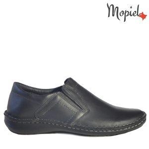 - Pantofi barbati din piele naturala 203320 Negru Levin 300x300 - Colectie noua