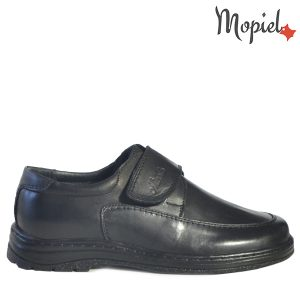 - Pantofi copii din piele naturala 95355 Negru Marco 300x300 - Colectie noua