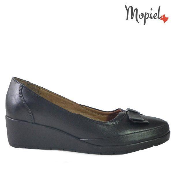 - Pantofi dama din piele naturala 230215 Negru Ina 600x600 - Pantofi eleganti dama