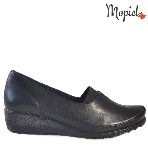 - Pantofi dama din piele naturala 230317NegruTina 600x600 - Pantofii Oxford