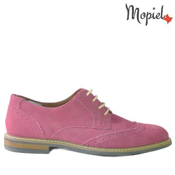 - Pantofi barbati din piele naturala 13602 RozNasul - Confortul picioarelor tale