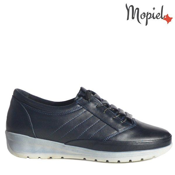 - Pantofi dama din piele naturala 230319 1043 Blue Nora - COLECTIE NOUA PANTOFI DAMA