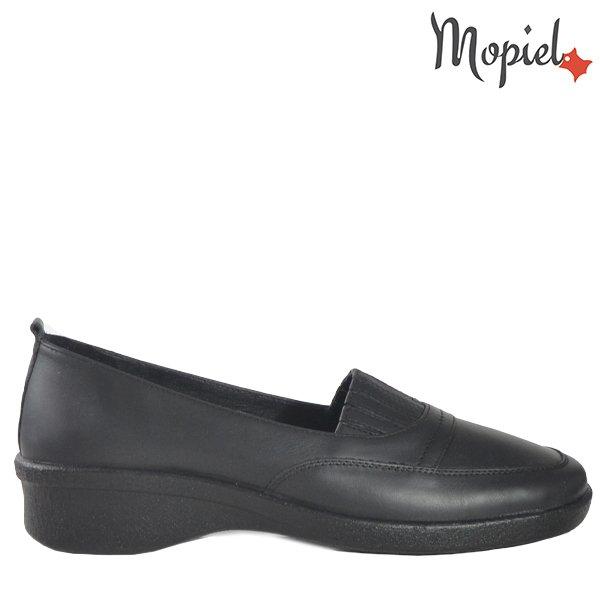 - Pantofi dama din piele naturala 230901 02 05 1 Negru Efia - COLECTIE NOUA PANTOFI DAMA