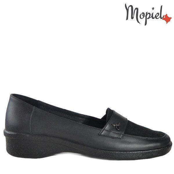 - Pantofi dama din piele naturala 230902 02 05 Negru Efia - COLECTIE NOUA PANTOFI DAMA