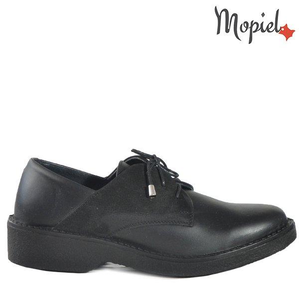 - Pantofi dama din piele naturala 230904 06 05 Negru Dayo - COLECTIE NOUA PANTOFI DAMA