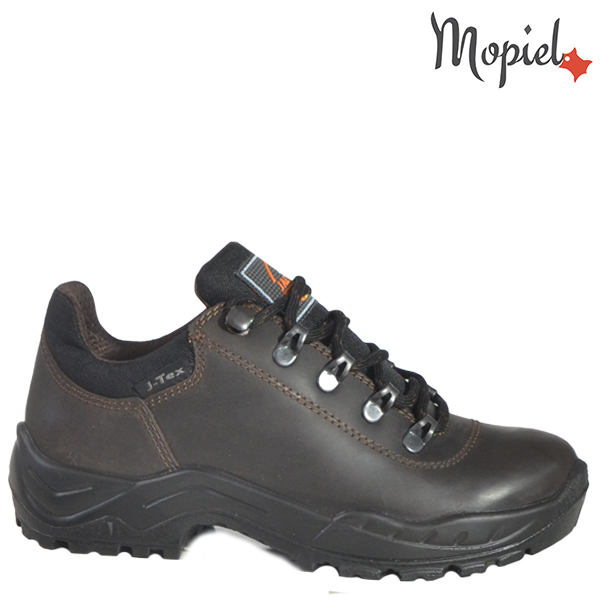 - Pantofi din piele trekking 3308013686 - Mari reduceri de toamna!