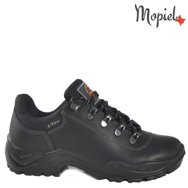 - Pantofi din piele trekking 3308013686 - Mersul pe jos devine o placere