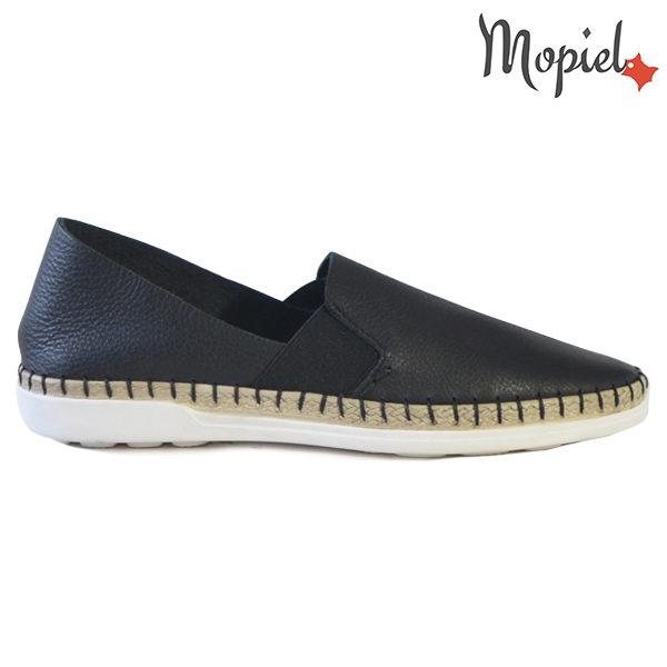Pantofi dama, din piele naturala 23810 Negru Cindya  - Pantofi dama din piele naturala 23810 Negru Cindya 600x600 - Reduceri de mărţişor la sute de produse si transport gratuit! ❤️❤️❤️